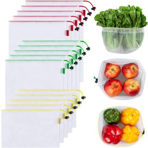 Small net produce bags