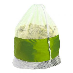 peronalized printed laundry bags