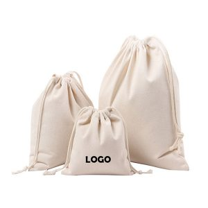 canvas drawstring bags