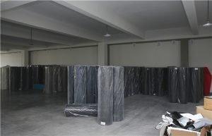 garment bag raw material