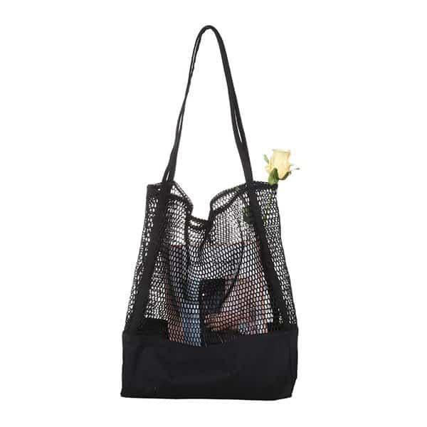 Mesh canvas bag manufacturer