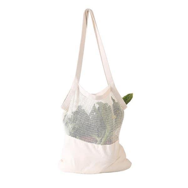 custom mesh canvas tote bag 1